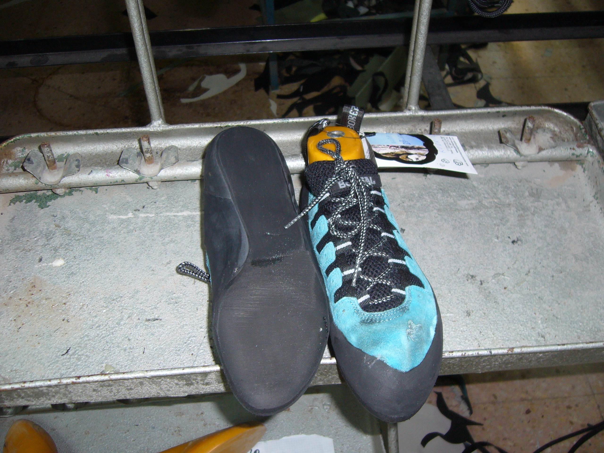 Climbing Shoes Repair