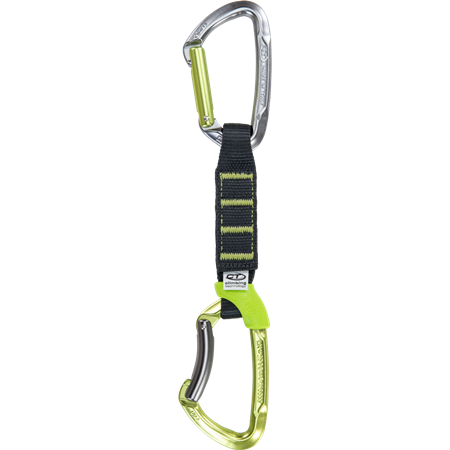 Climbing Technology Lime Set NY Pro Quickdraw -12 cm-