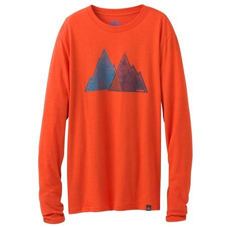 Camiseta Prana Mountain Slim LS