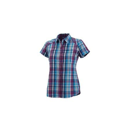 Camisa Manga Corta Columbia Silver Ridge Multi Plaid