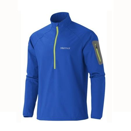 Softshell Marmot Vapor Trail 1/2 Zip
