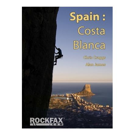 RockFax Costa Blanca Guide Book