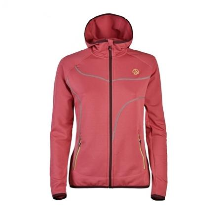 Chaqueta Ternua Headwind -Cereza-