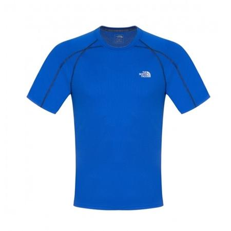 Camiseta The North Face Voltage Crew M/C -Azul-