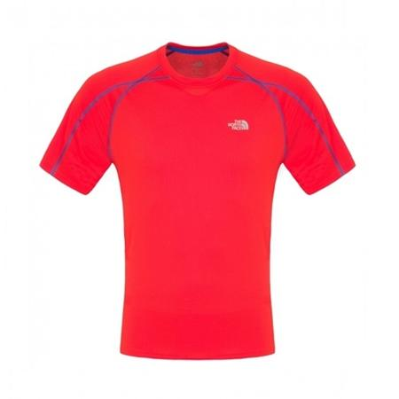 Camiseta The North Face Voltage Crew M/C -Roja-