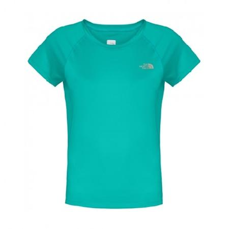 Camiseta The North Face Solid Flex M/C -Verde-