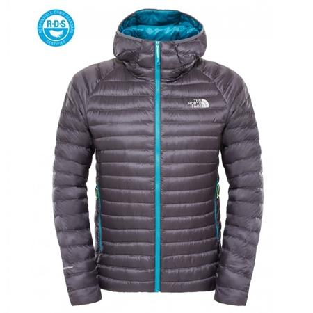 Plumas The North Face Quince Pro Hooded -Gris-