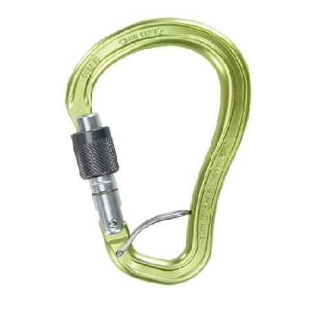 Climbing Technology HMS Axis SGL Screw Carabiner