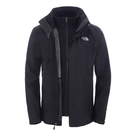 Chaqueta The North Face Evolution II Triclimate